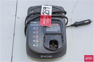 Ryobi BCL1418IV Single Port Charging Sta