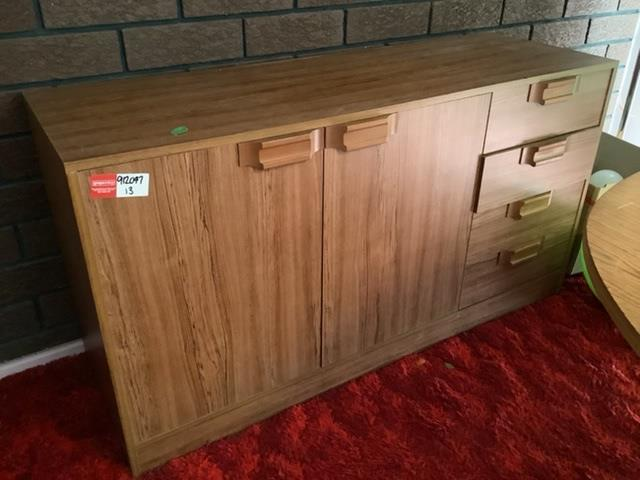 Timber Look Laminate Buffet