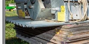 Qty corrugated iron sheets