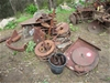 Quantity of Assorted Ransomes MG5 Parts