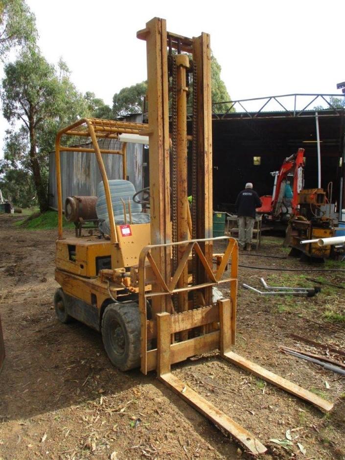 Komatsu FG15-10 4 Wheel Counterbalance Forklift