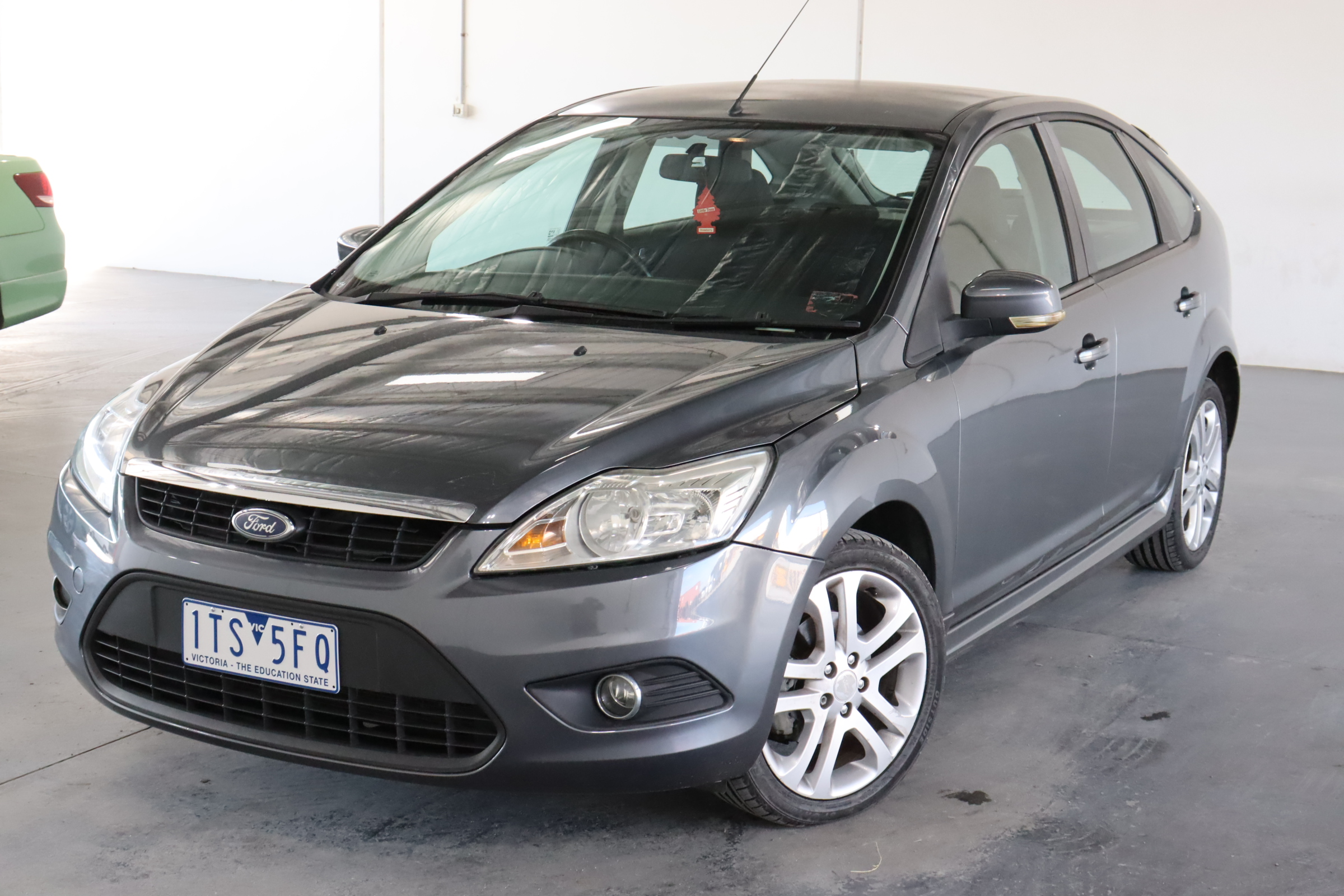 2009 Ford Focus Zetec LV Automatic Hatchback (RWC Issued 6-4-21)
