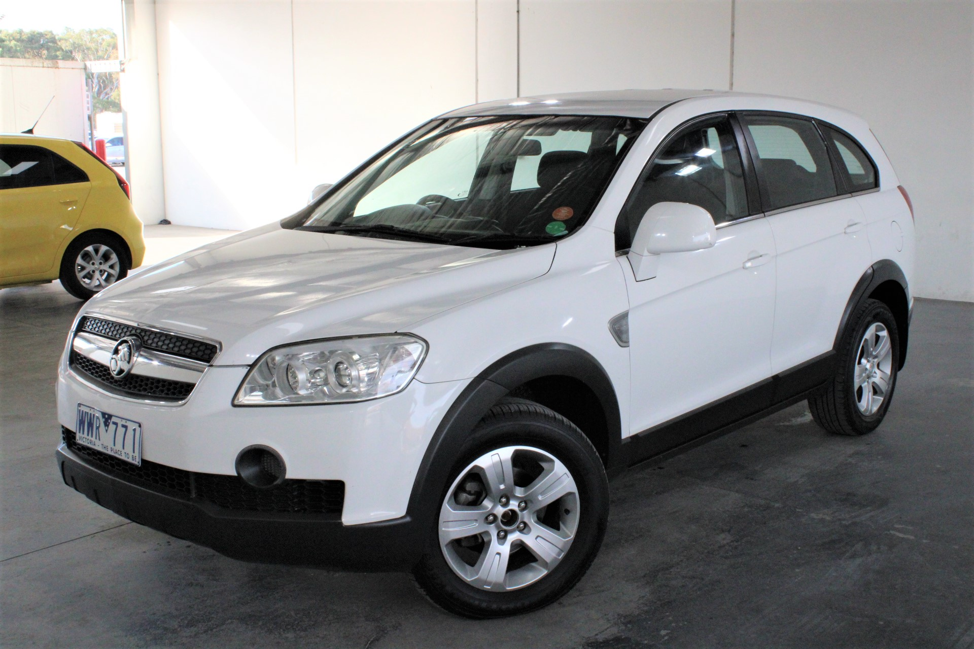 2007 Holden Captiva SX (4x4) CG Turbo Diesel Automatic Wagon