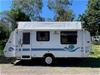 2000 Jacyo Freedom Pop Top Caravan