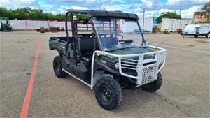 2018 Kawasaki Mule ATV