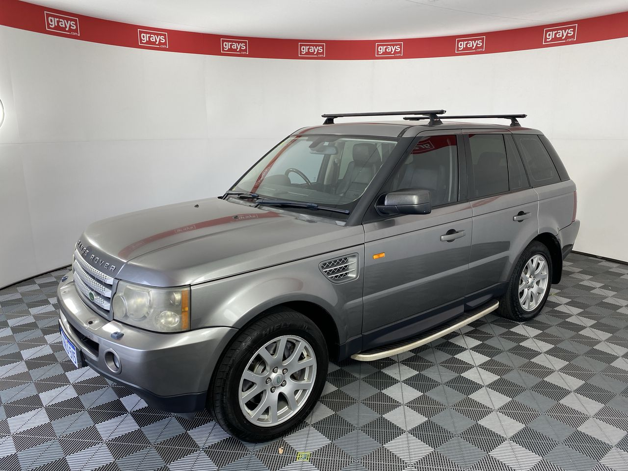 2007 Land Rover Range Rover Sport TDV8 Turbo Diesel Automatic Wagon