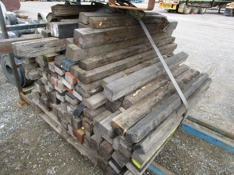 Pack Timber Dunnage