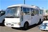 1995 Nissan Civilian Manual Camper Van
