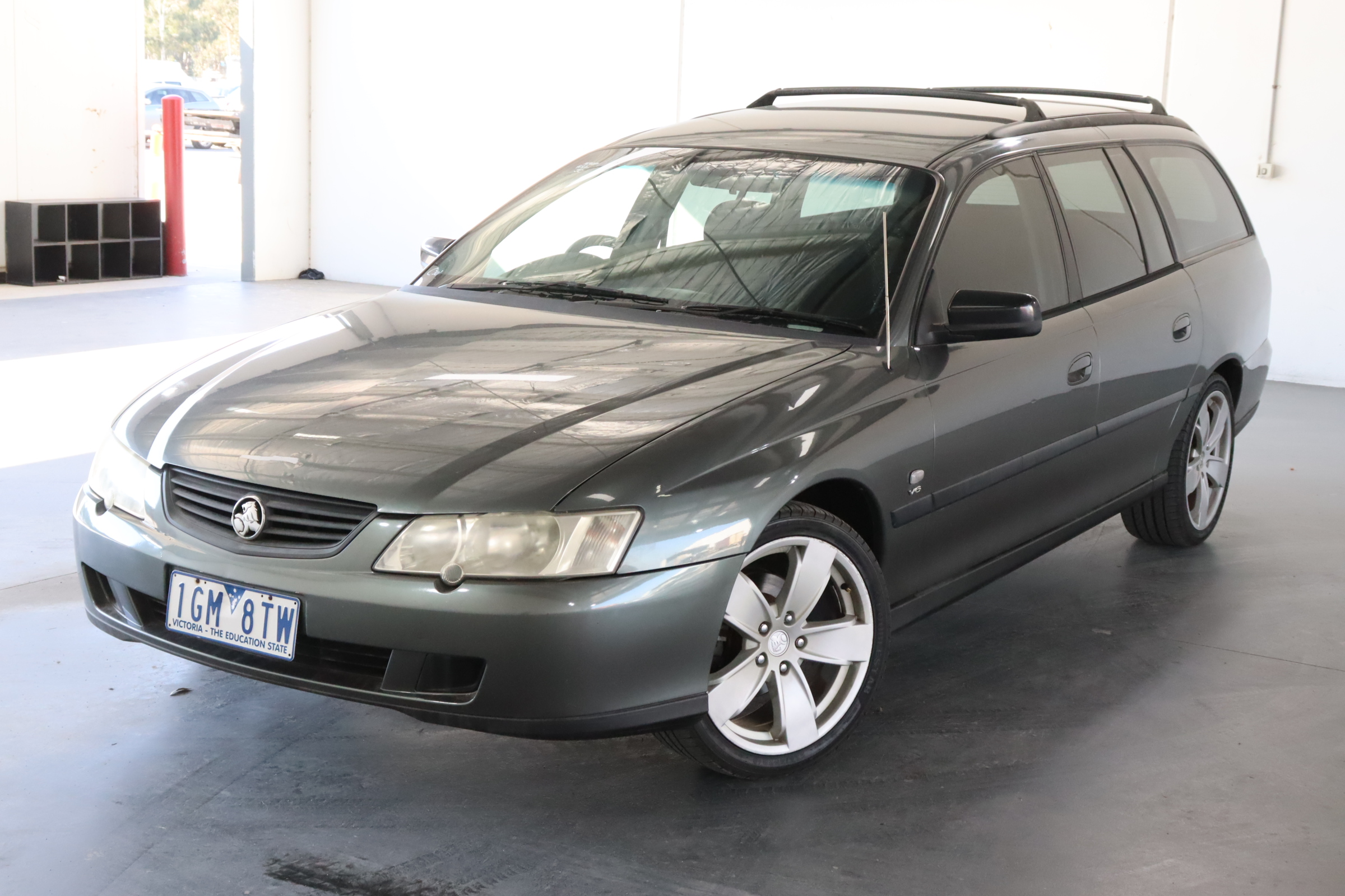 2002 Holden Commodore Executive Y Series Automatic Wagon