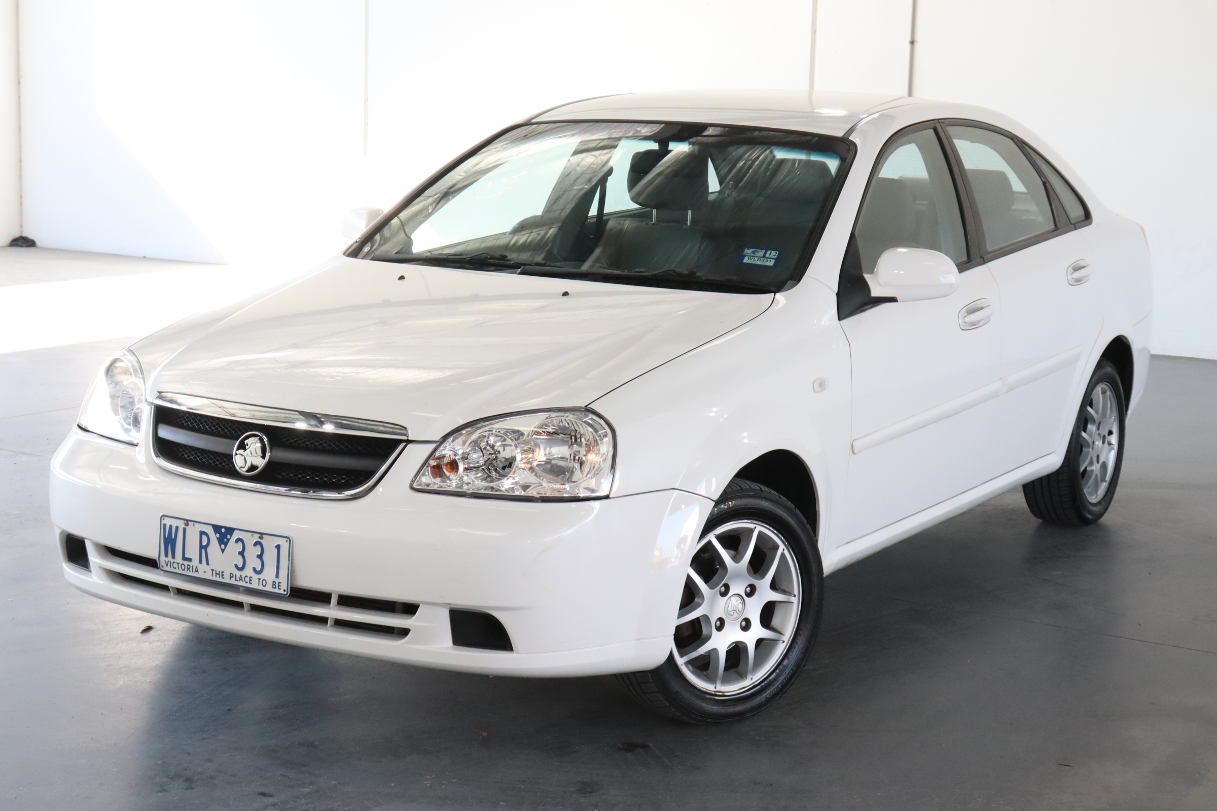 2008 Holden Viva JF Automatic Sedan
