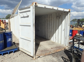 20ft Sea Containers