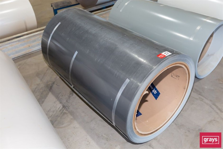 Colorbond Unused Coil Roll of Sheet Steel