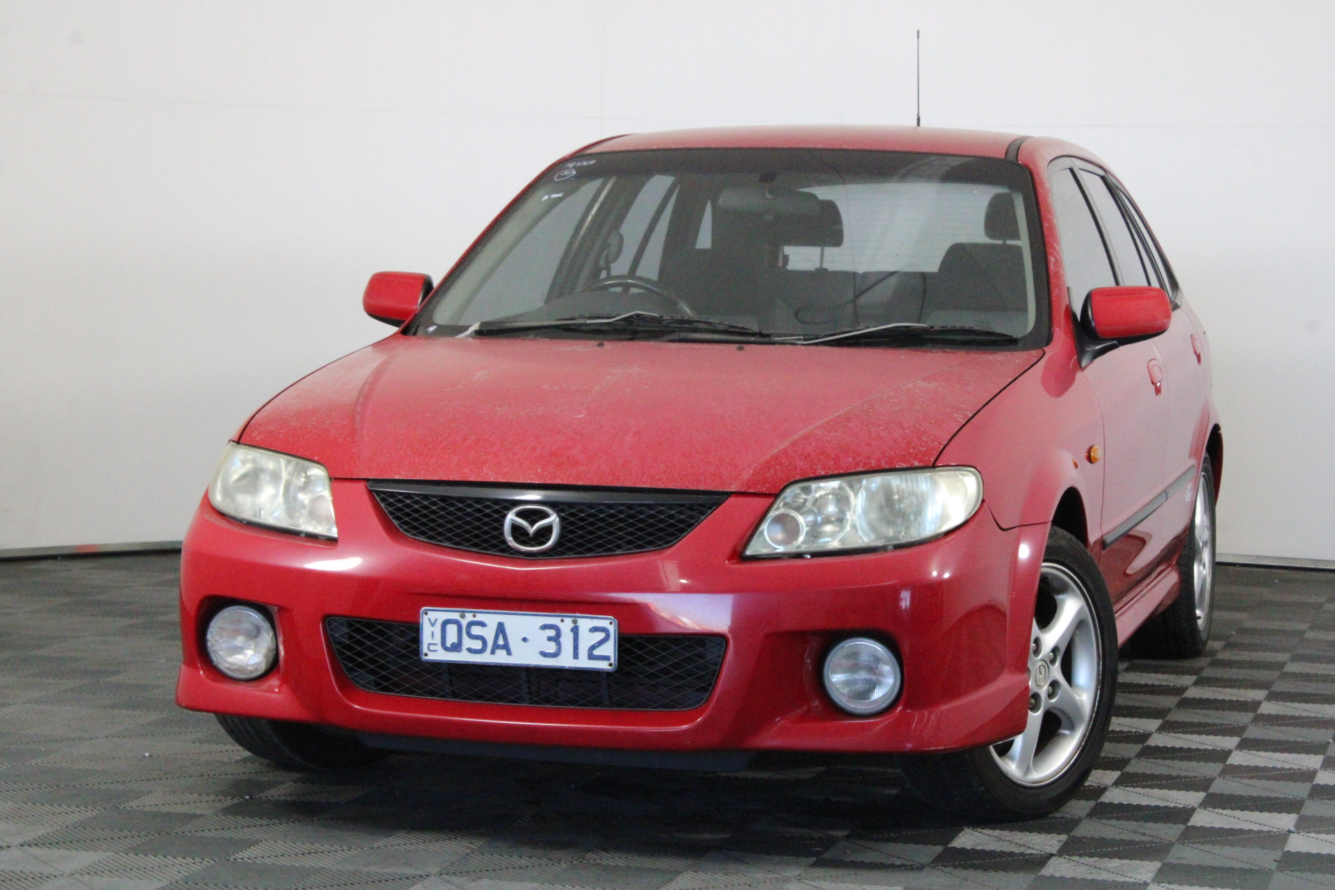 2001 Mazda 323 Astina SP20 BJ Manual Hatchback