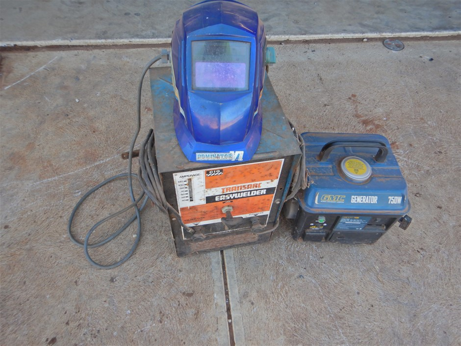 Portable Generator and Welder (Linwood , SA)