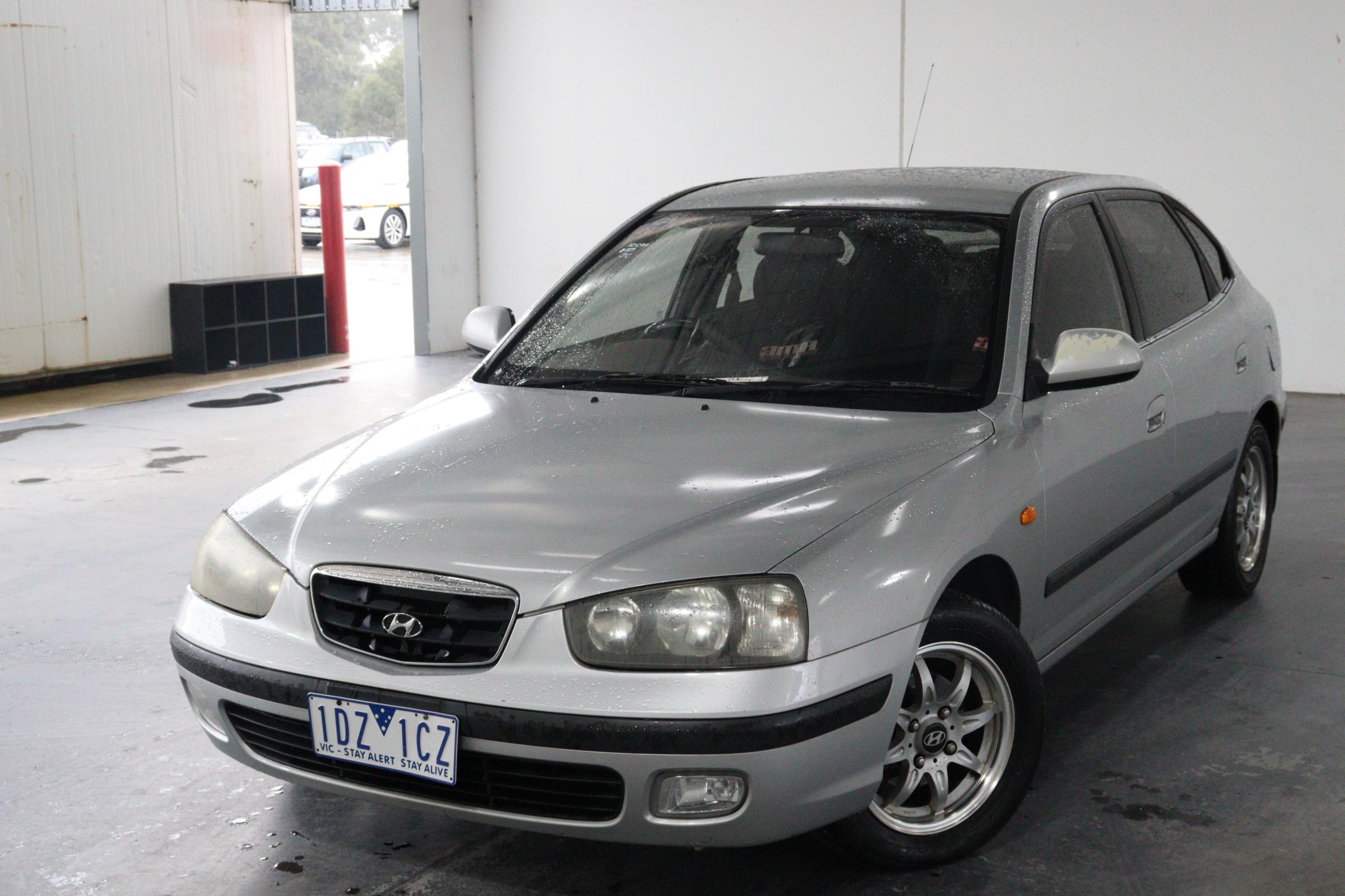 2003 Hyundai Elantra GLS XD Manual Hatchback