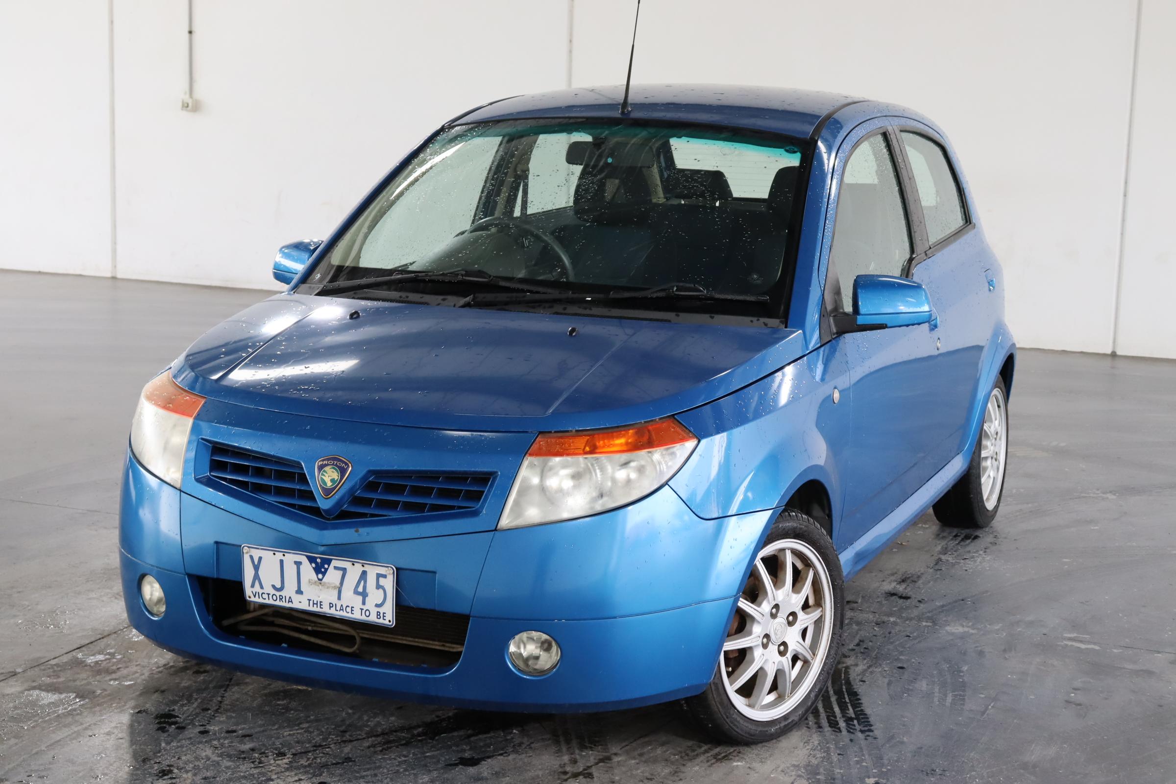 2007 Proton Savvy Manual Hatchback
