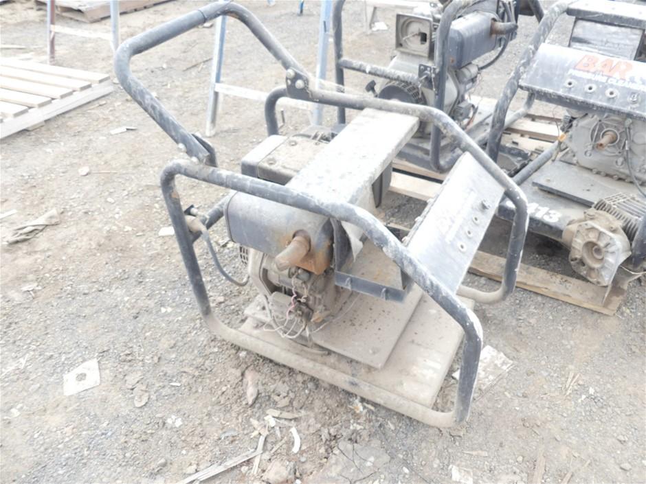 Cradle Mounted Diesel Powered Engine