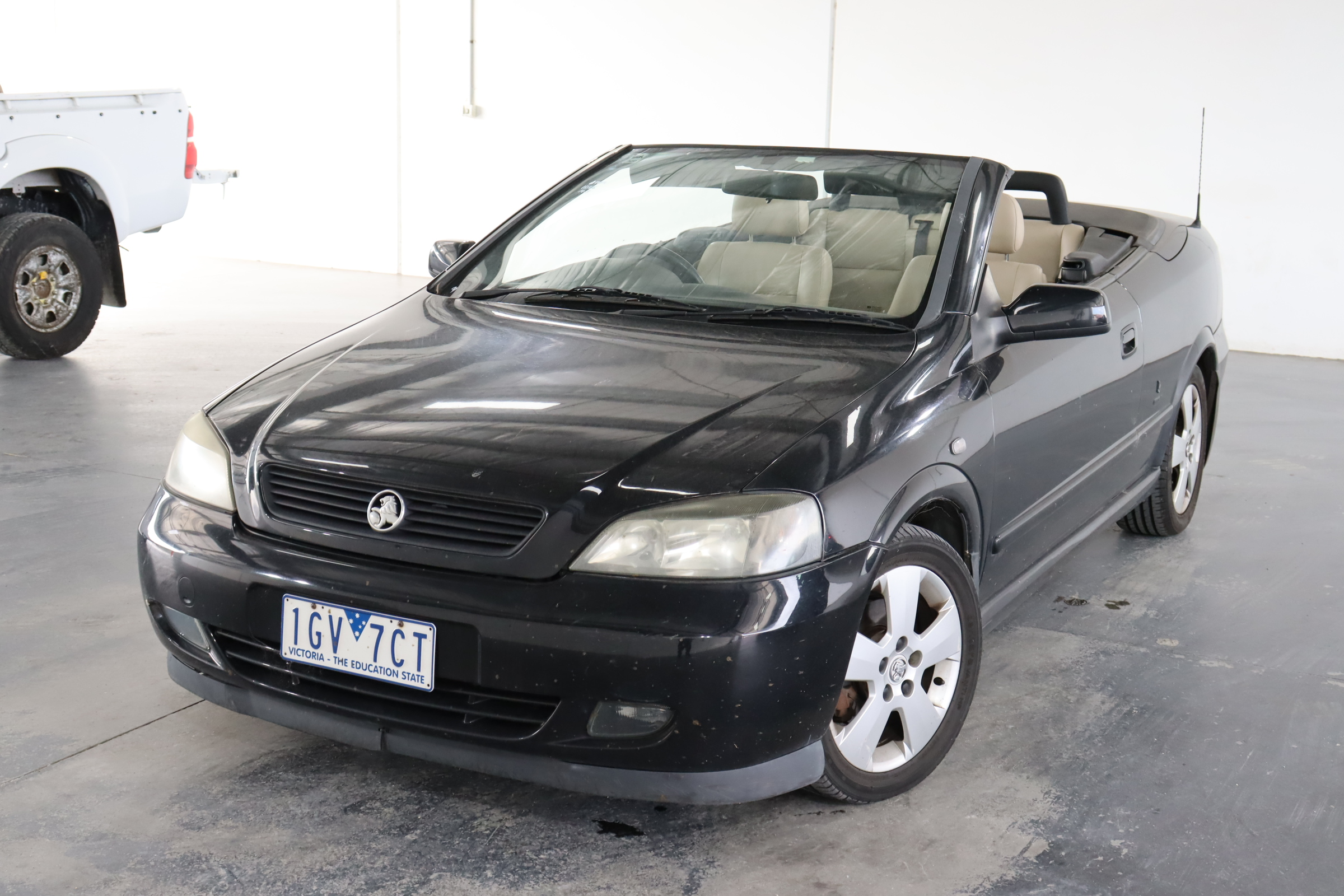 2006 Holden Astra Convertible TS Automatic Convertible