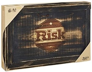 Hasbro Gaming Risk Rustic Series Board G
