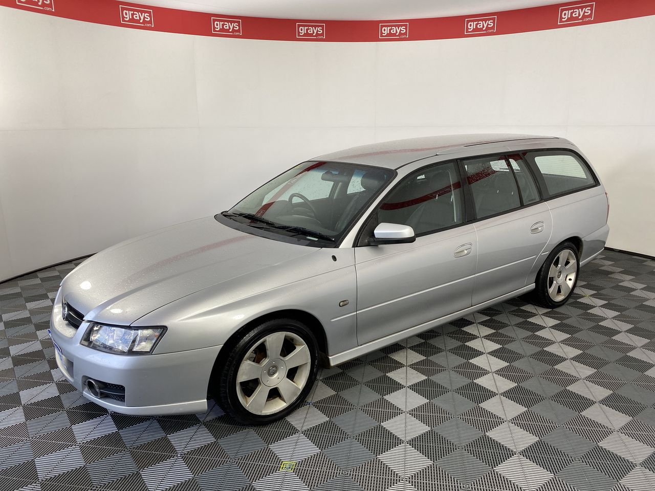 2006 Holden Commodore SVZ VZ Automatic Wagon