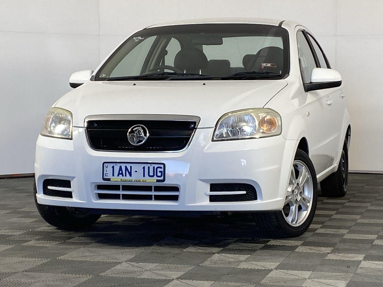 2011 Holden Barina TK Automatic Sedan
