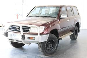 1998 Toyota Landcruiser GXL (4x4) FZJ105