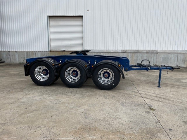 2021 WESE Western Highway Triaxle Dolly Trailer