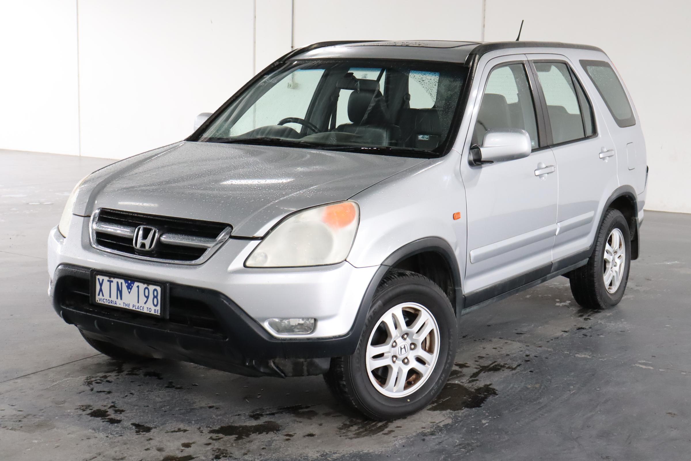 2003 Honda CR-V Sport RD Automatic Wagon