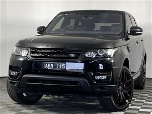 2017 Land Rover Range Rover Sport 3.0 SD