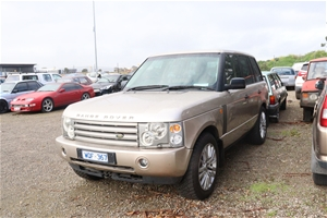 2002 Land Rover Range Rover HSE Automati