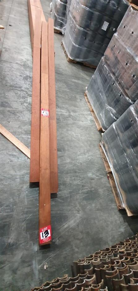 Merbau FJL Post 90x90 2pcs/3.0m, 1pc/2.7m