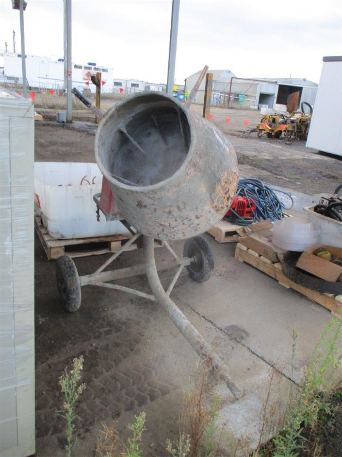 Westmix Portable Cement Mixer
