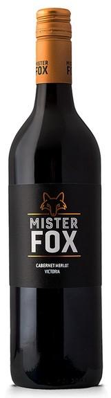 Mister Fox Cabernet Merlot 2019 (12x 750mL) VIC