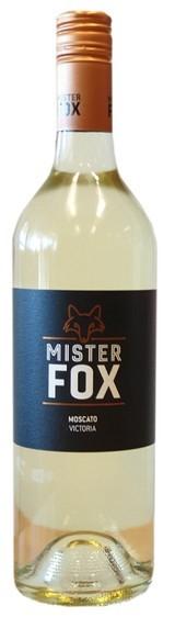 Mister Fox Moscato 2019 (12x 750mL) VIC