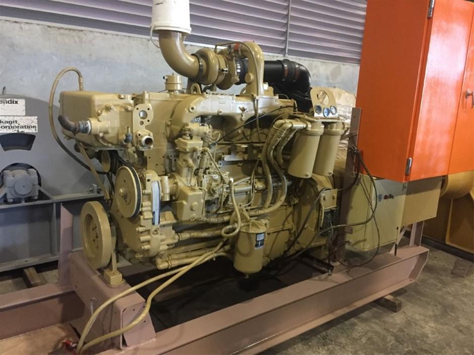 Cummins 150 Kva Generator
