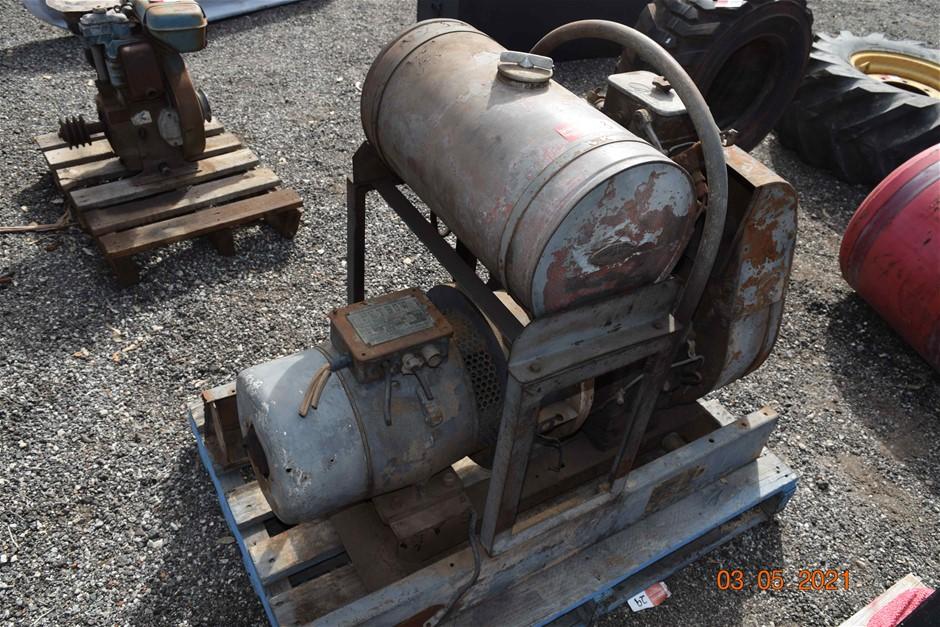 Vintage Petbow Generator Package