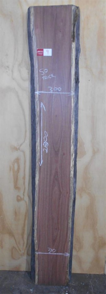 Timber Slab - Red Ironbark