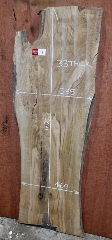 Timber Slab - English Oak