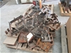 Qty of Assorted Steel Brackets
