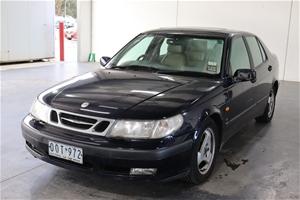 1997 Saab 9-5 SE Automatic Sedan