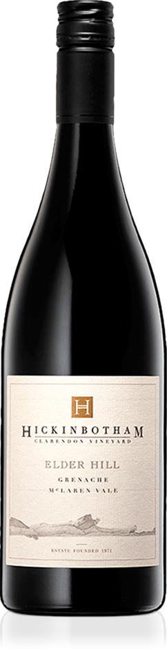 Hickinbotham Clarendon Elder Hill Grenache 2017 (6x 750mL).