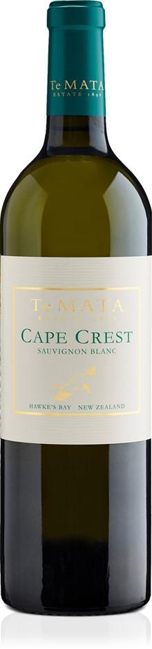 Te Mata Cape Crest Sauvignon Blanc 2019 (6x 750mL).
