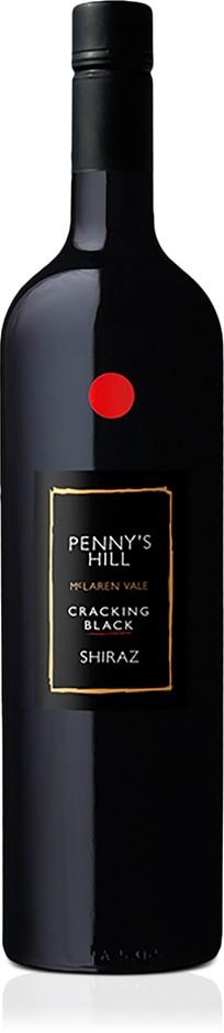 Pennys Hill Cracking Black Shiraz 2018 (6x 750mL).