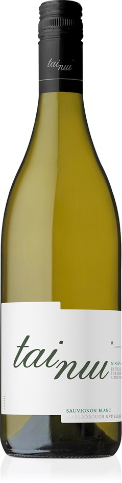 Tainui Marlborough Sauvignon Blanc 2020 (12x 750mL).
