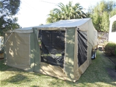 Cancelled: 2003 Outback Newell Camper Trailer