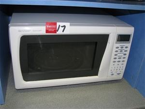 Microwave Oven Sharp Carousel Model R