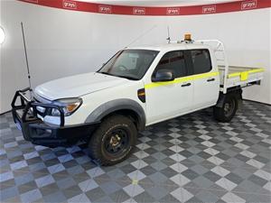 2011 Ford Ranger XL (4x4) PK Turbo Diese