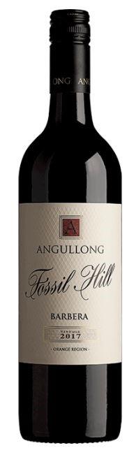 Angullong Fossil Hill Barbera 2017 (12x 750mL). Orange, NSW
