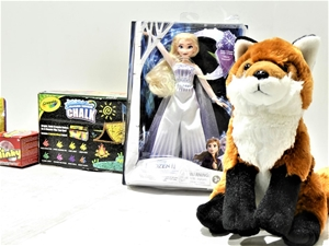 Bundle of Assorted Toys