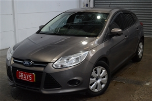 2014 Ford Focus Ambiente LW II Automatic